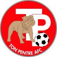 Logo of Ton Pentre AFC