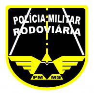Logo of Brasão Policía Militar Rodoviária MS