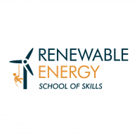 Logo of RESS Renewable Energy School of Skills