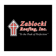 Logo of Zablocki Roofing