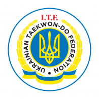 Logo of Ukrainian Taekwon-do Federation