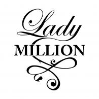 Logo of Lady Million Paco Rabanne