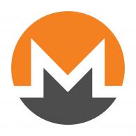Logo of Monero
