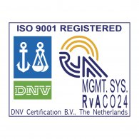 Logo of DNV Certification