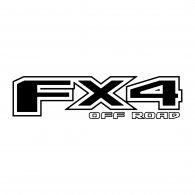 Logo of Ford FX4