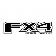 Logo of Ford FX4