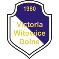 Logo of KS Victoria Witowice Dolne