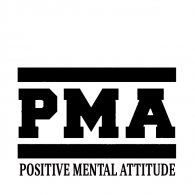 Logo of positive mental attitude