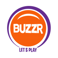 Logo of Buzzr TV