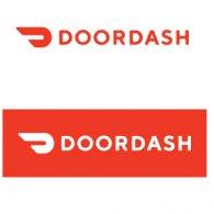 Logo of Doordash