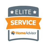 Logo of HomeAdvisor Elite Service