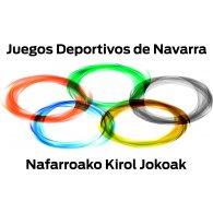 Logo of Juegos Deportivos de Navarra/Nafarroako Kirol Jokoak
