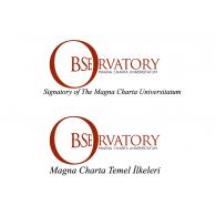 Logo of Observatory Magna Charta Universitatum