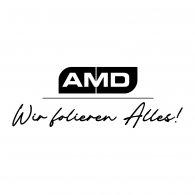 Logo of AMD Grafikdesign