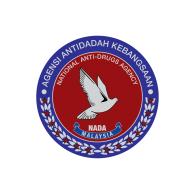 Logo of Agensi Antidadah Kebangsaan