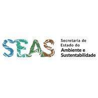 Logo of SEAS -  Secretaria de Estado do Ambiente e Sustentabilidade